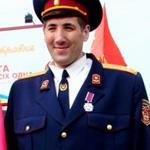 Армия: Леонида Стадника посвятили в казаки. ФОТО