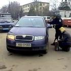 Происшествия: В Житомире мужчина угнал иномарку своего товарища