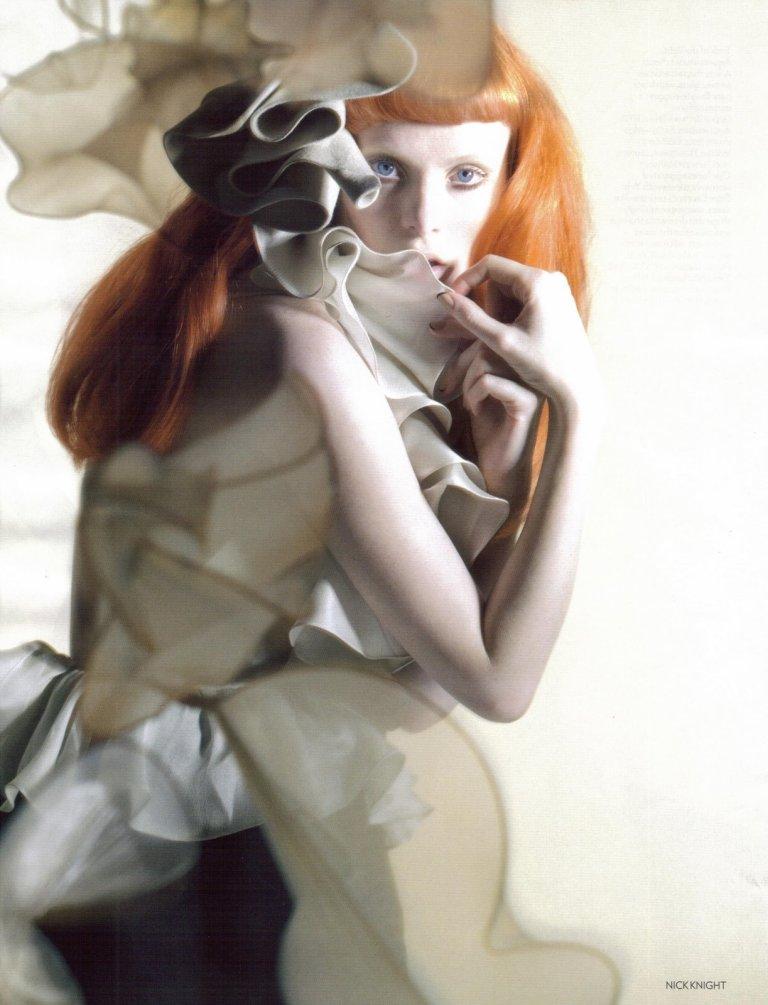 karenElson8 Карен Элсон, Vogue 2008