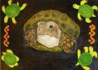 Портрет Черепаха