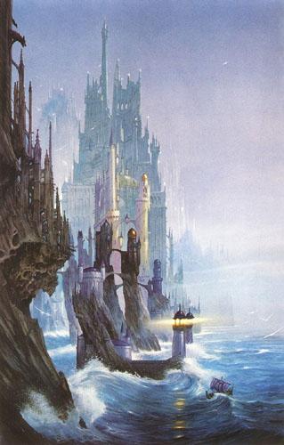 Замок...
