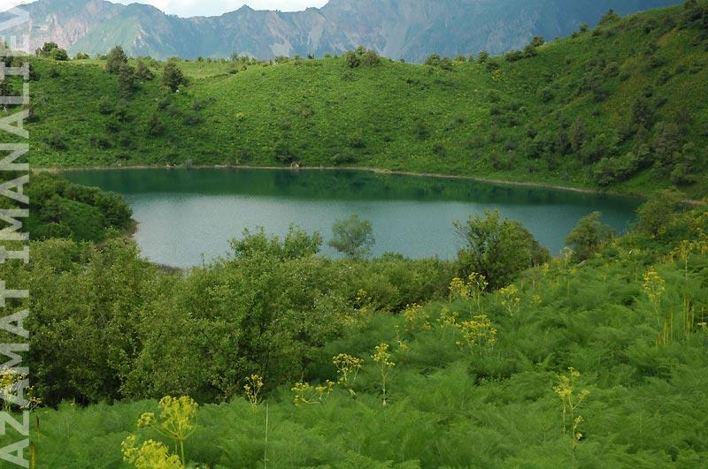 Озеро Чёйчёк-Коль (Чаша)