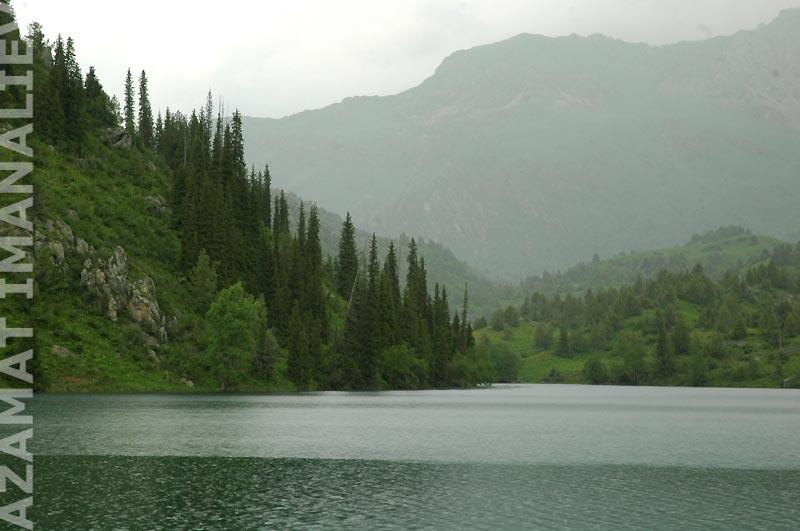 Озеро Ийри-Коль