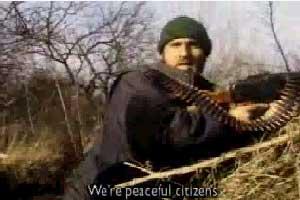 мирный житель