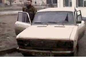 «мирный» чеченский полицай