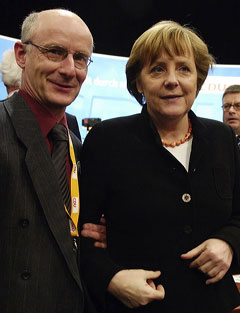 Маас с Меркельшей