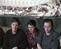 Слева: Татьяна Георгиевна Ильючик. В центре: Алевтина Николаевна Епифанова. Справа: Светлана Константиновна Царегородцева.