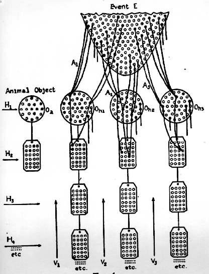 Korzybski Structural differential, scheme
