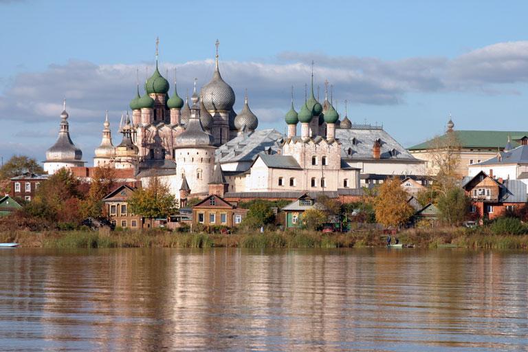 Ростов Великий — город камерный, но гордый!