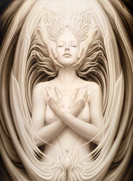 Unio Mystica by Andrew Gonzalez