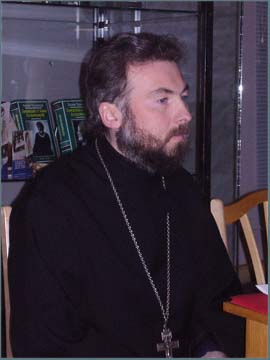 Отец Иоанн Привалов