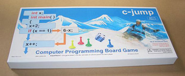 настольная игра про C++