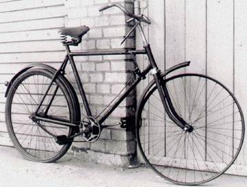 ВЕЛОСИПЕД ADLER 155 DREI GANG (1939)