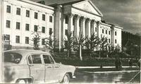 здание Обкома КПСС (ныне городской суд)