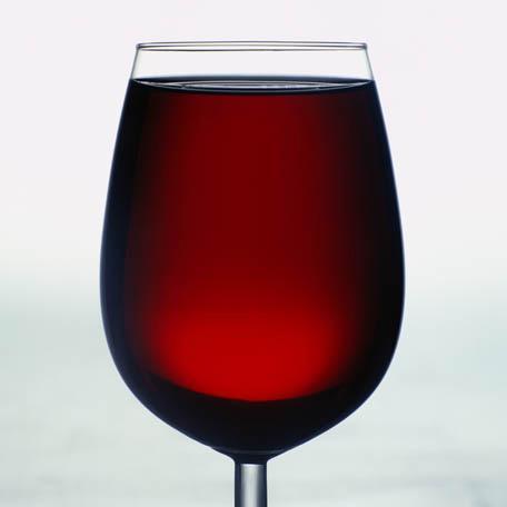 это вино в бокале