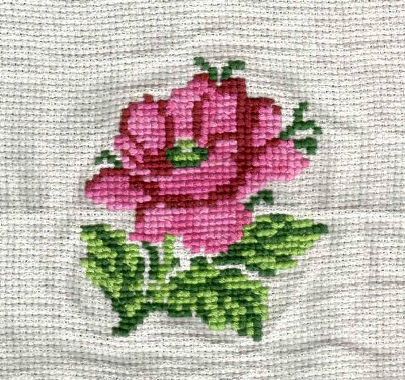 инспекция труда вышивка цветов рококо лотос