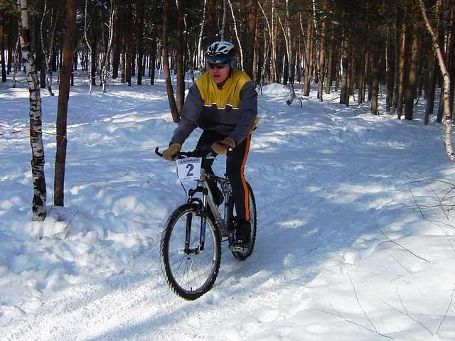 Дмитрий Афонин - 2 этап