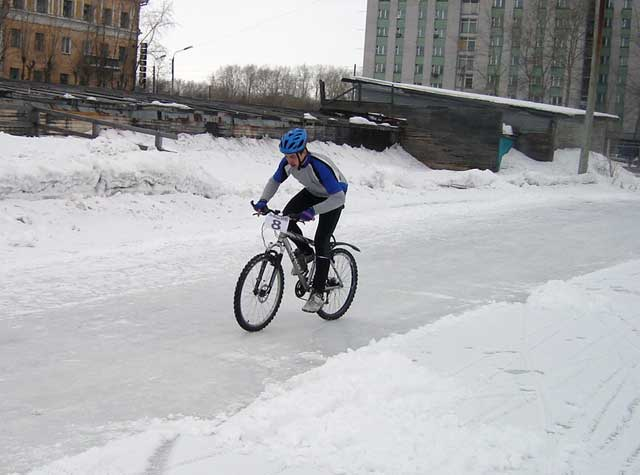 Александр Неверов - гит на льду