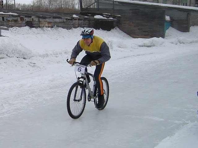 Дмитрий Афонин - гит на льду