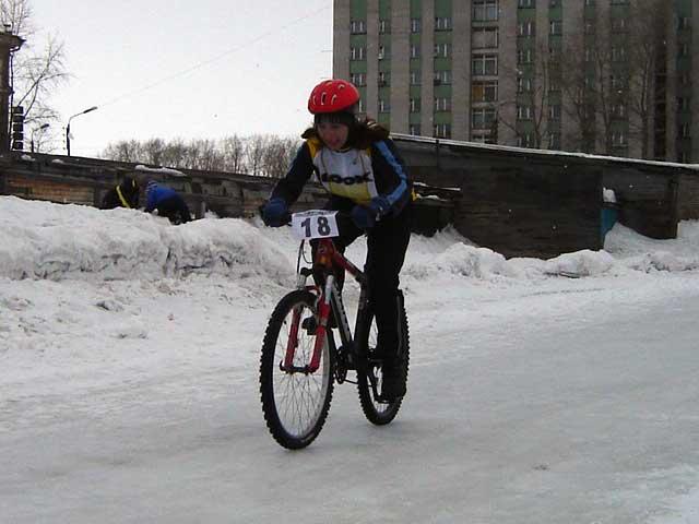 Яна Старковская - гит на льду