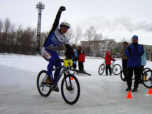 Александр Шубин - наконец-то победа