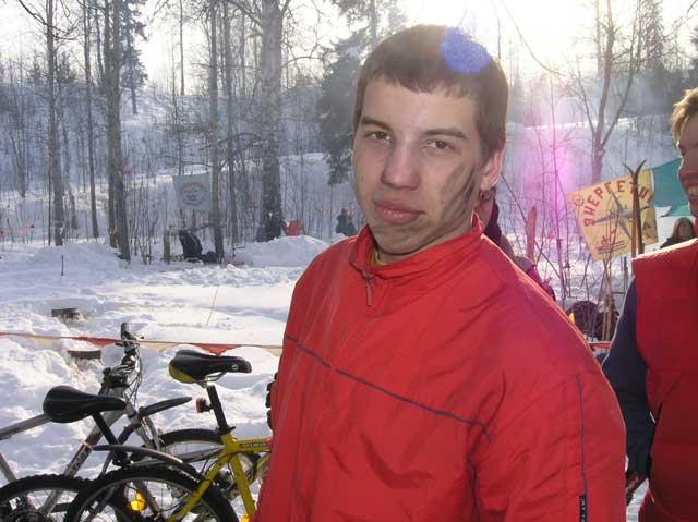 Сашка Неверов вышел на тропу войны