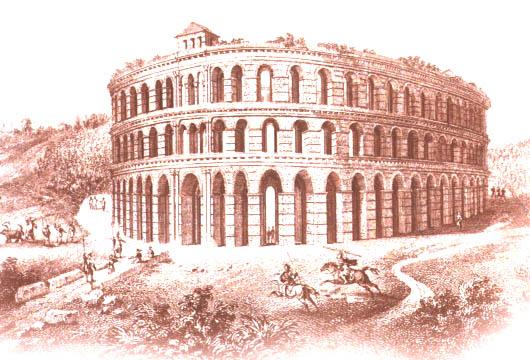 гравюра 1848г.
