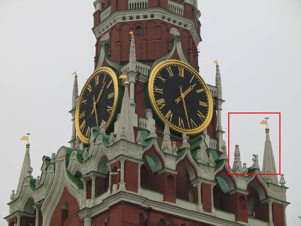 Бьют часы на башне Спасской...