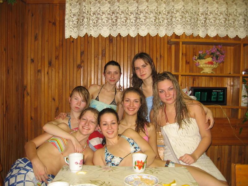 любительские фото пьяных женщин в бане