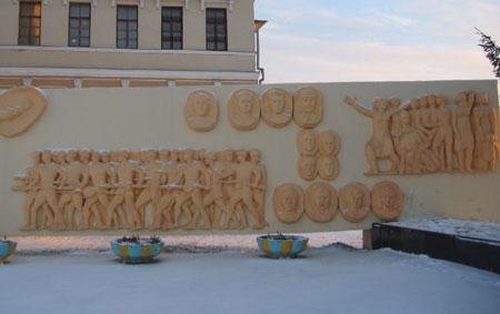 Памятник виагре