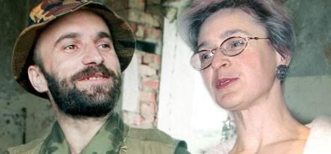 Басаев и Политковская