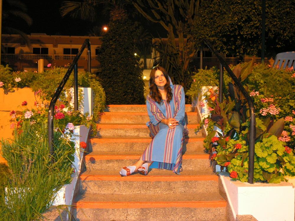 традиционная марокканская одежда - джиляба