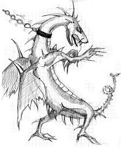 дракончег
