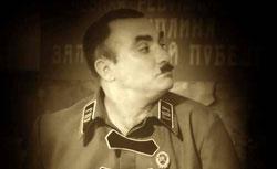 Сергей Векслер в роли следователя ЧК