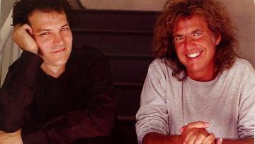 Pat and Brad