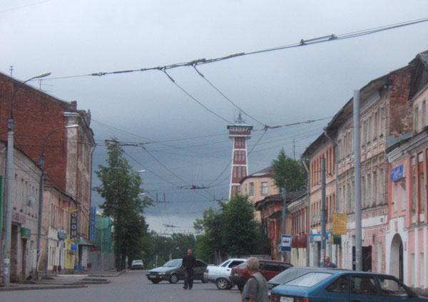 Рыбинск-2007
