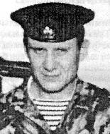 гв. майор Александр Николаевич Плющаков