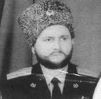 подполковник Семён Борисович Бурлаков
