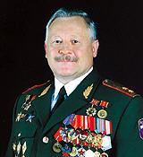 Генерал Дмитрий Михайлович Герасимов