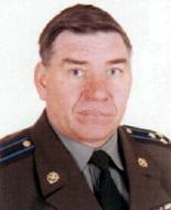 Полковник Виктор Дмитриевич Колыгин