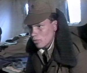 Механик-водитель Владимир Удовицкий