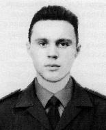 Командир рв 21 овдбр лейтенант Александр Павлович Думчиков
