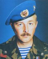 Нач.разведки 21 овдбр капитан Александр Игоревич Пегишев