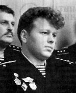 Командир ргр гв. ст.лейтенант Дмитрий Александрович Полковников
