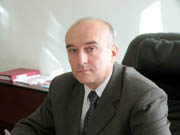 командир 693 мсп полковник Василий Васильевич Приземлин