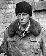 Командир 3 дшр гв. капитан Сергей Сергеевич Шейко
