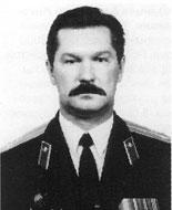 подполковник Вячеслав Владимирович Сивко
