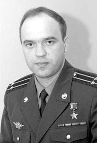 командир тб капитан Юрий Сулименко