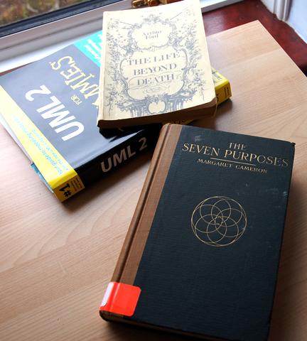 Мои севодняшние книшки :-)