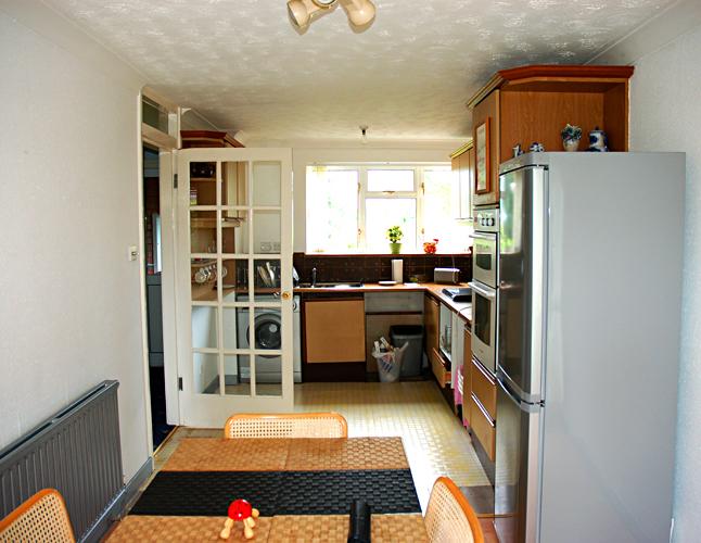 Кухня сейчас
